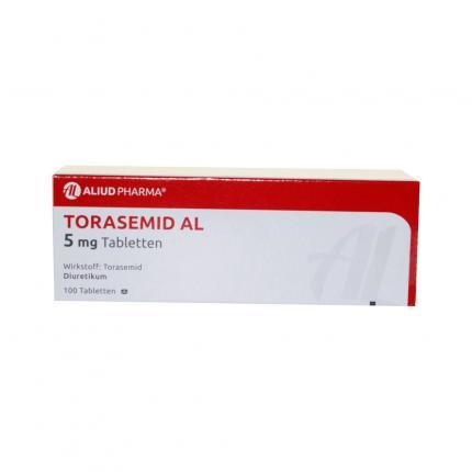Torasemid AL 5mg