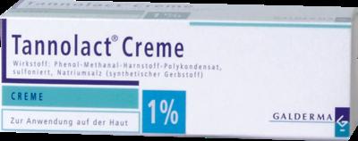 Tannolact Creme 1%