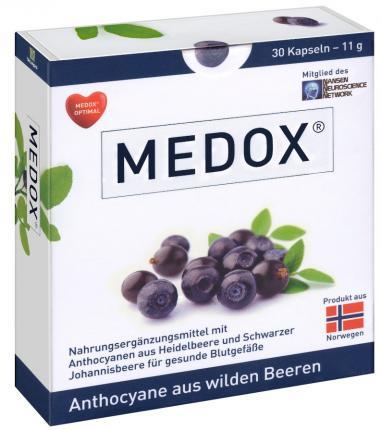 MEDOX Anthocyane aus wilden Beeren