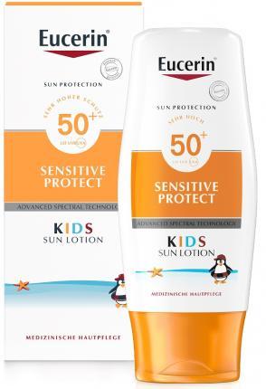 Eucerin Kids Sun Lotion LSF 50+