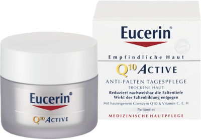 Eucerin Q10 Active Tagespflege Creme