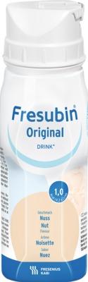 Fresubin Original Drink Nuss Trinkflasche