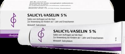 SALICYL-VASELIN 5%