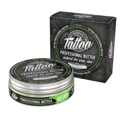 BELIEVA Tattoo Professional Butter
