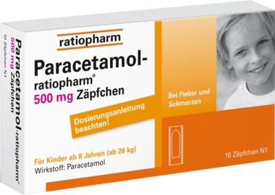 Fieberzäpfchen Kinder Produkte | SANICARE