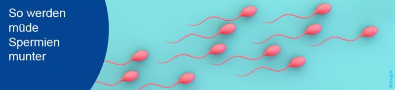 Selenase - So werden müde Spermien munter