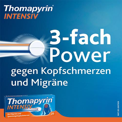Thomapyrin 3-fach Power